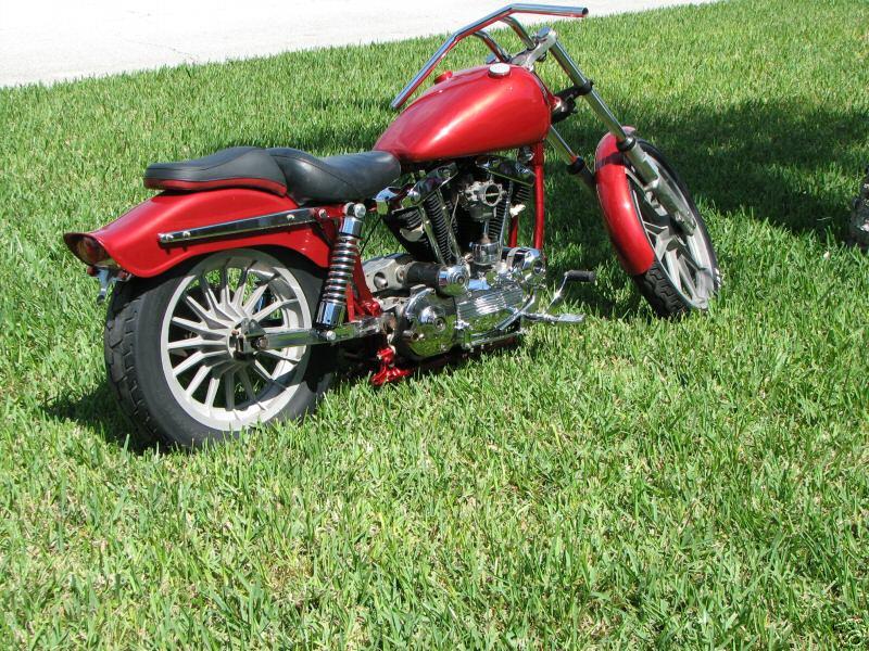 harley davidson sportster custom. 2004 Harley Davidson Sportster