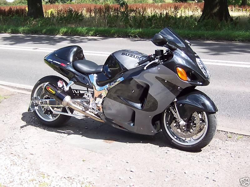 Hayabusa Custom Motorcycles