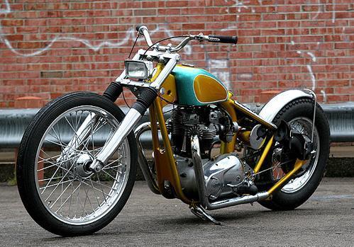 custom bobber motorcycle frames.  Frames 1971 Triumph Bonneville Bobber Bobber In Custom Motorcycle Frames Y
