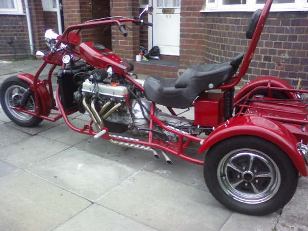 3 Wheel Car T Rex For Sale >> Other Trikes