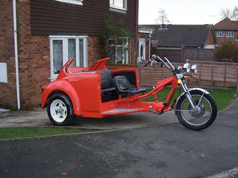 Vw trikes for Motor trikes for sale uk