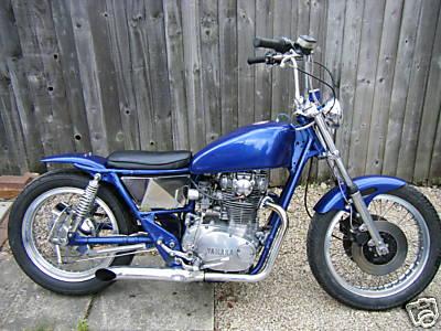 Yamaha XS Custom Bikes