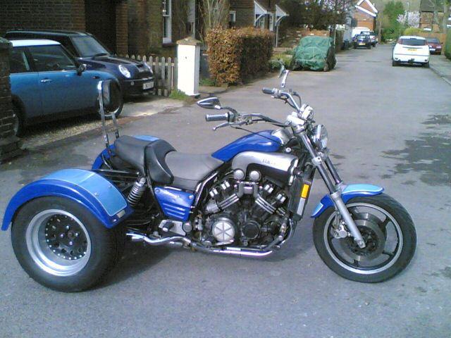 Yamaha trikes for Motor trikes for sale uk