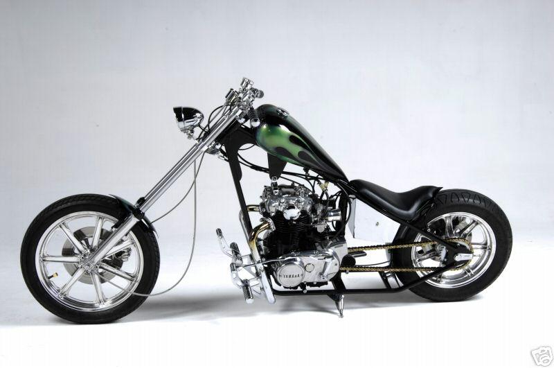 Yamaha XS650 Chopper Picture