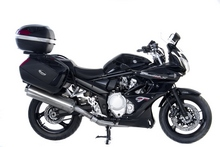 Suzuki Bandit Grand Touring Bike Review