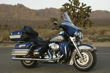 Harley Davidson Ultra Classic Electra Glide Review