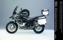 BMW 1200 GS Adventure Bike Review