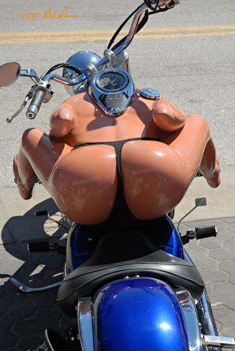 Motorcycle Tits 21
