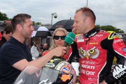 MCE British Superbike Championship and ITV extend broadcast agreement into 2020