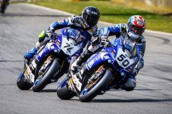 Challenging Weekend for Team Yamaha MGM at Circuit Zolder