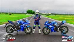SUZUKI LAUNCHES NEW GIXXER CUP CHAMPIONSHIP