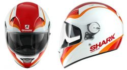 SHARK UNVEIL TWO BRAND NEW HELMETS AT UK 2011 LAUNCH