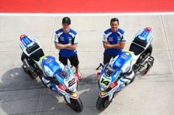 VOLTCOM CRESCENT SUZUKI EXCITED FOR HOME RACE