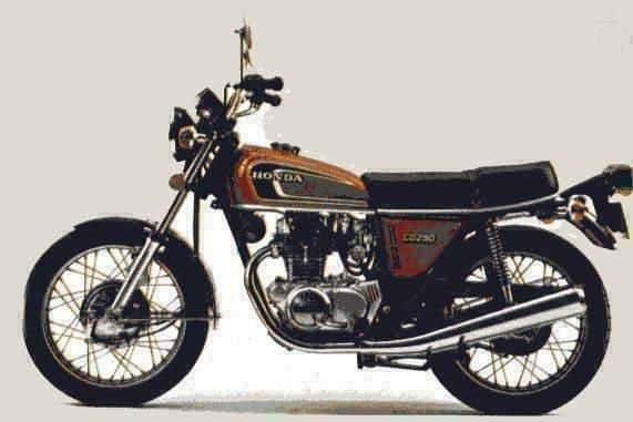 Fuel Cap Honda CB 250 G5 1975
