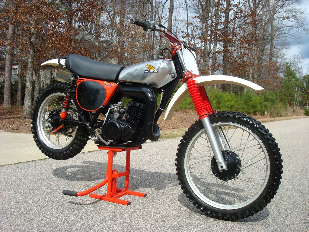 Honda CR250 Gallery