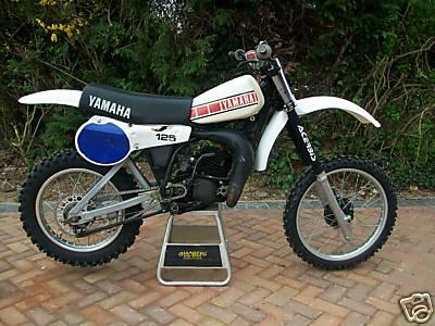 Yamaha YZ125 Gallery