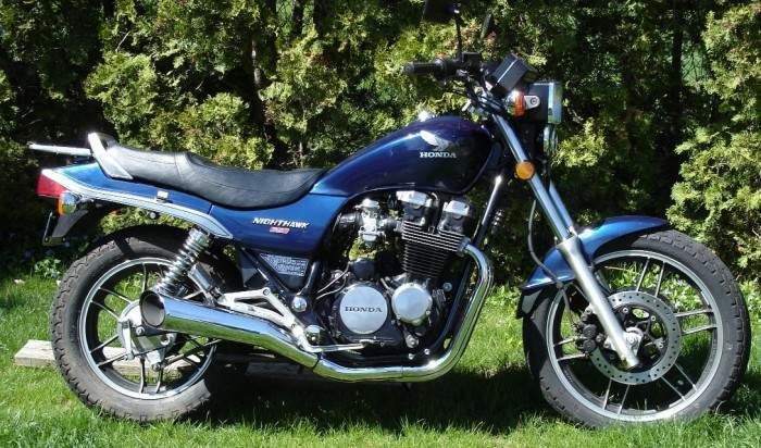 honda cbr 650. Images 1983 Honda CB650SC