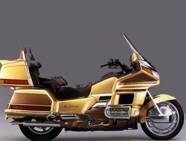 1500 CC Honda GL 1500 SEY Gold Wing  2000 Exhaust Gasket Flat