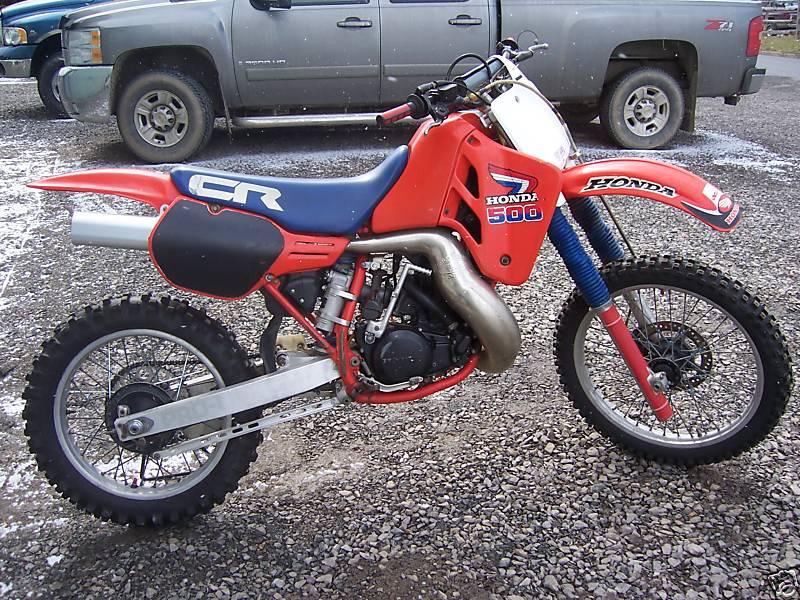 1985 Honda CR500 for Sale