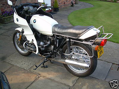Bmw 650 Motorcycle. 1984 BMW 650 RT