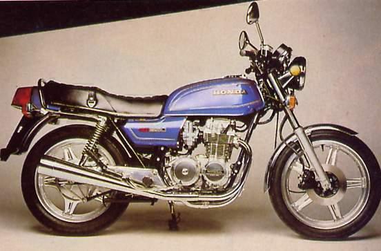 ebhog  1982 honda cb 125 t 2
