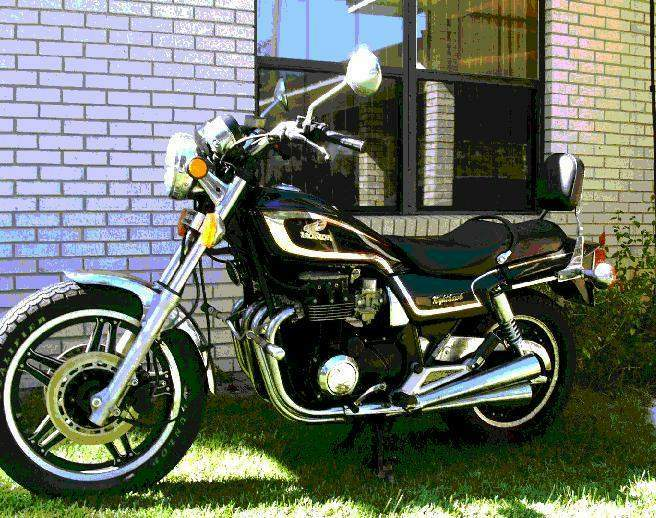 honda cbr 650. 1983 Honda Nighthawk