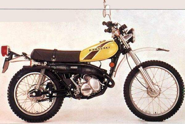 new motorcycles and used motorcycles 1980 used motorcycles for sale kawasaki ke 125. Black Bedroom Furniture Sets. Home Design Ideas