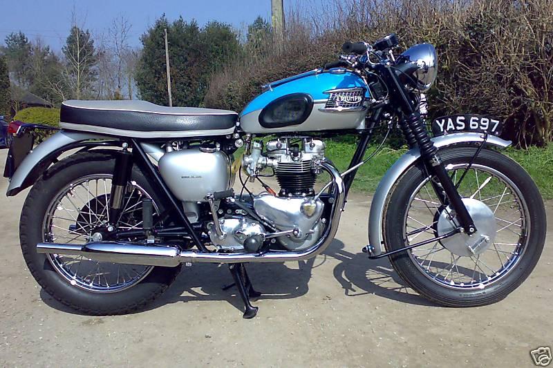 Triumph Motorcycles  Triumph Bonneville Super Pictures