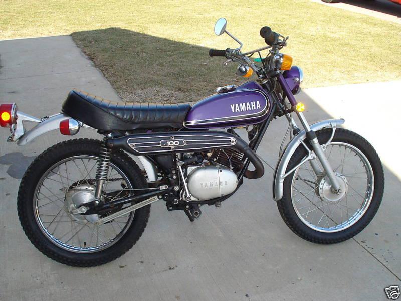 Honda enduro 100cc for 100cc yamaha dirt bike