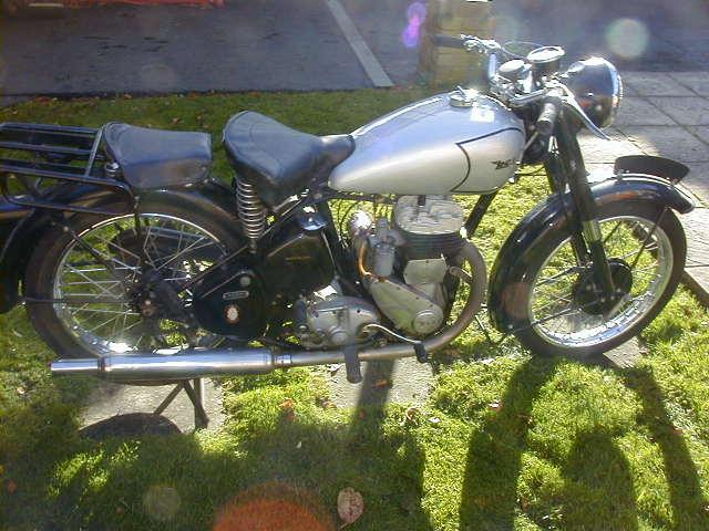 bsa m21 gallery pictures