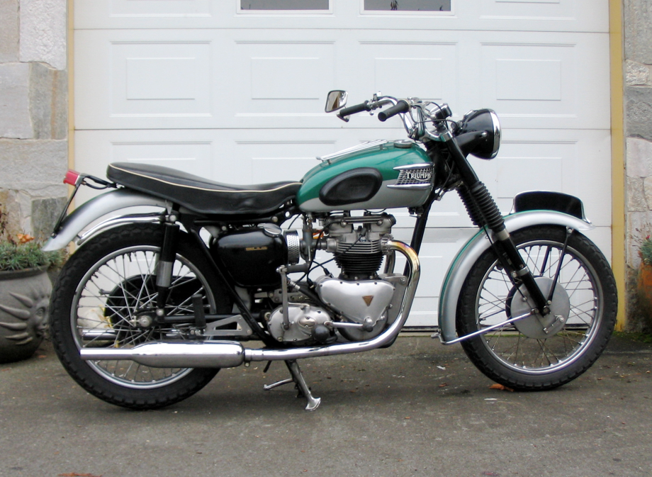 Triumph Classic Motorcycles