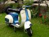 1963 Vespa Scooter
