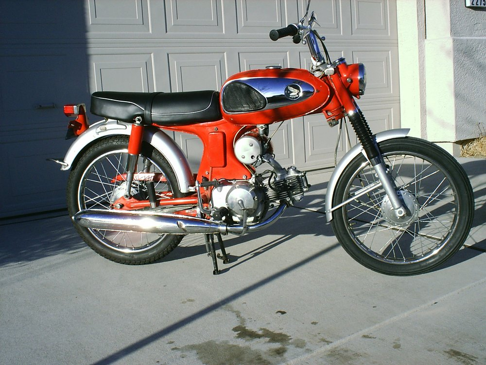 blast from the past honda s90 forums