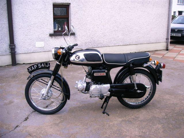 honda classic motorcycles. Black Bedroom Furniture Sets. Home Design Ideas
