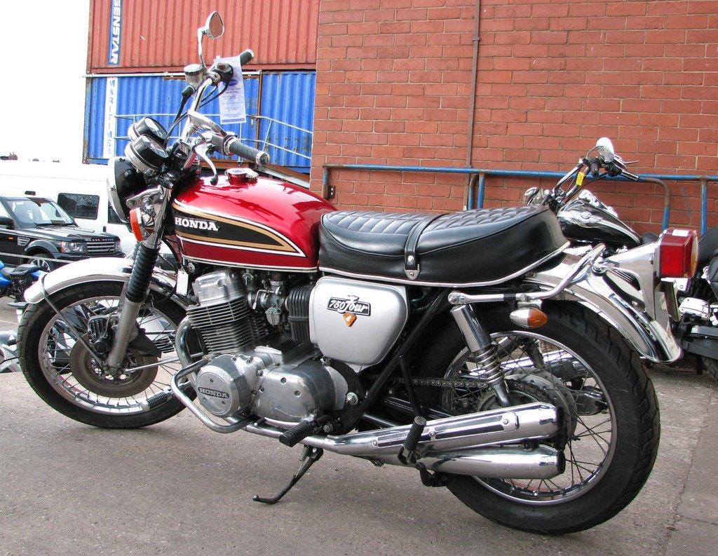 Honda Cb750 1975 Cb750f 1972