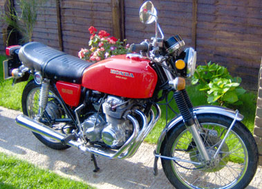 Bikes 1975 Cb400f Supersport Honda