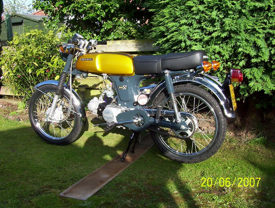 Honda ss50 engine for sale