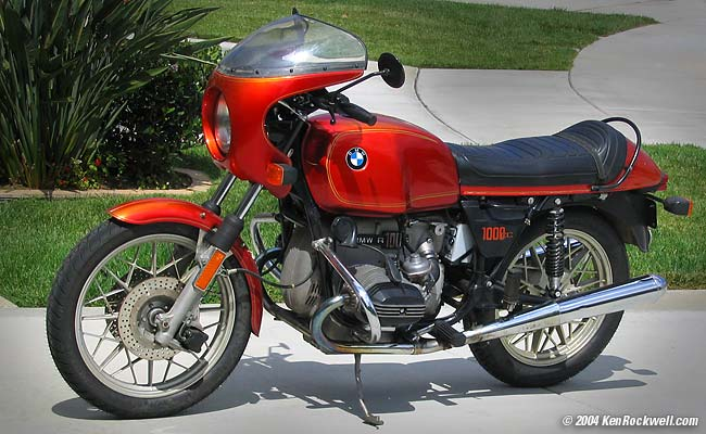 bmw bikes photos. in Slough is a motorcycle