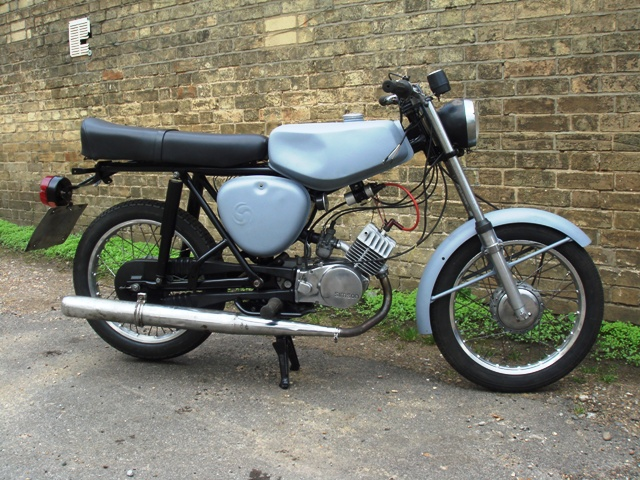 Simson Motorcycle For Sale Uk