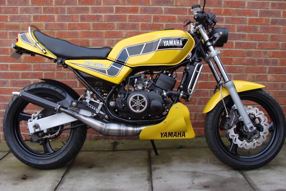 Yamaha Rd  Lc Engine For Sale