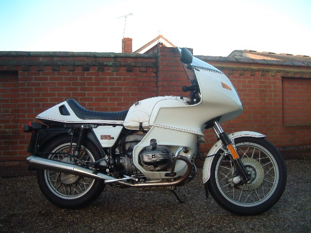 bmw r100rs gallery