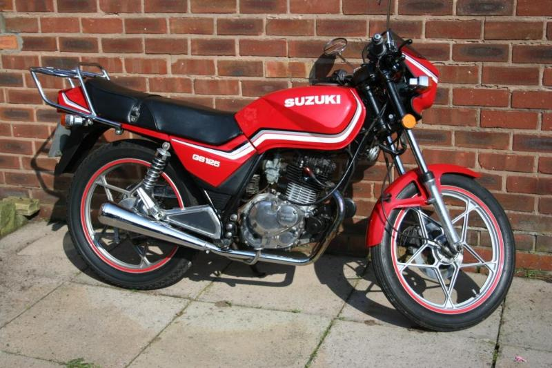 Suzuki Touring Motorcycles For Sale
