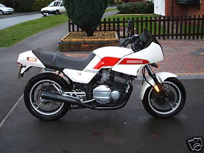 1983 suzuki gs750es by - photo #1
