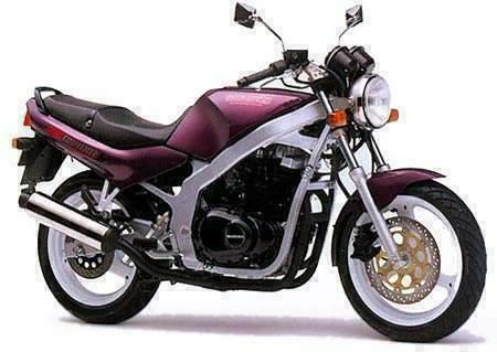 Suzuki gs400 gallery