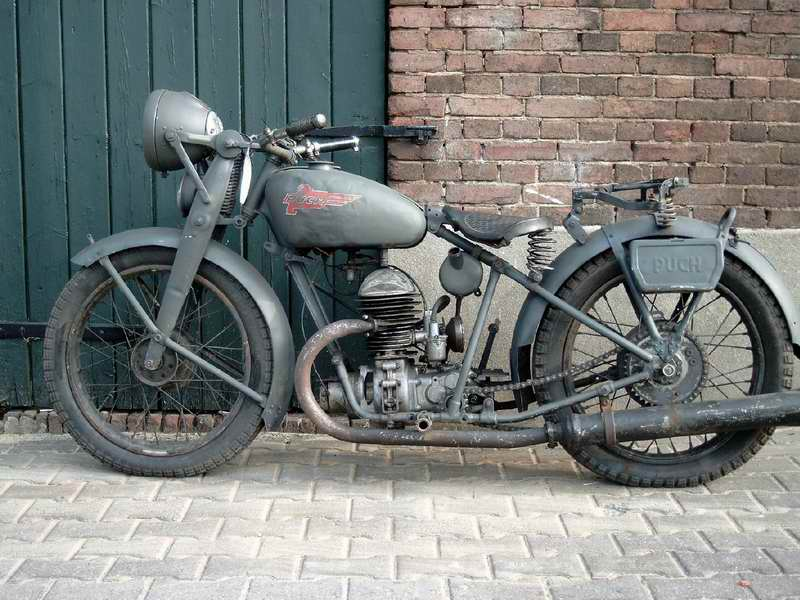 Puch Classic Motorcycles