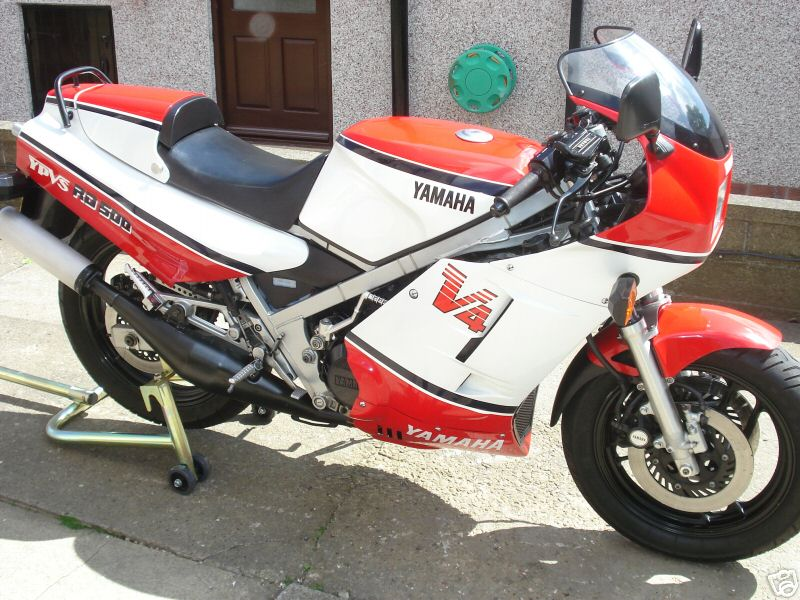 Yamaha RD500 Gallery