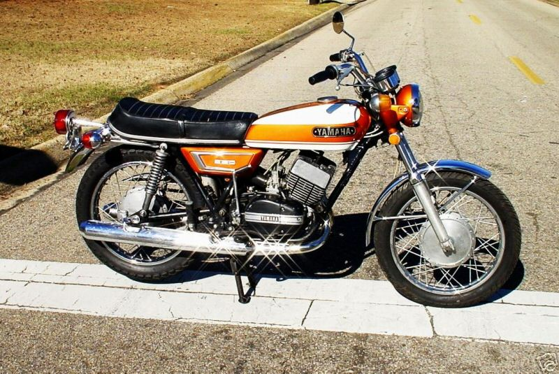 Looking at a 1971 r5 as my first bike any thoughts for Yamaha 350cc motorcycles