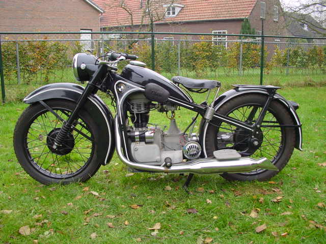 Bmw r35 gallery for Vintage motor cycles for sale