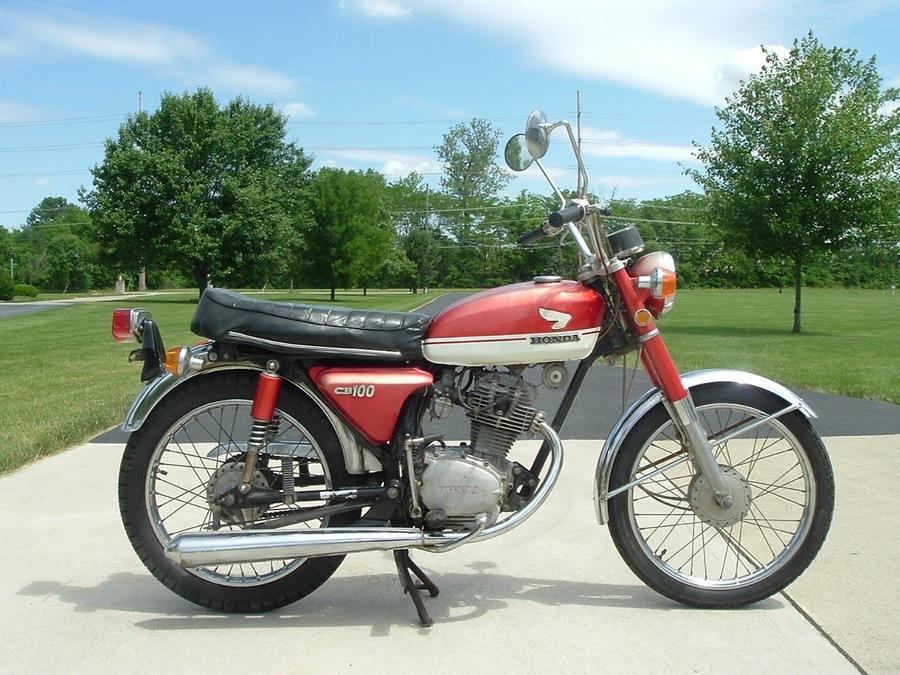 Honda Cb200 For Sale Honda CB100