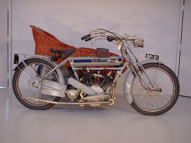 Clyno Classic Motorcyc...